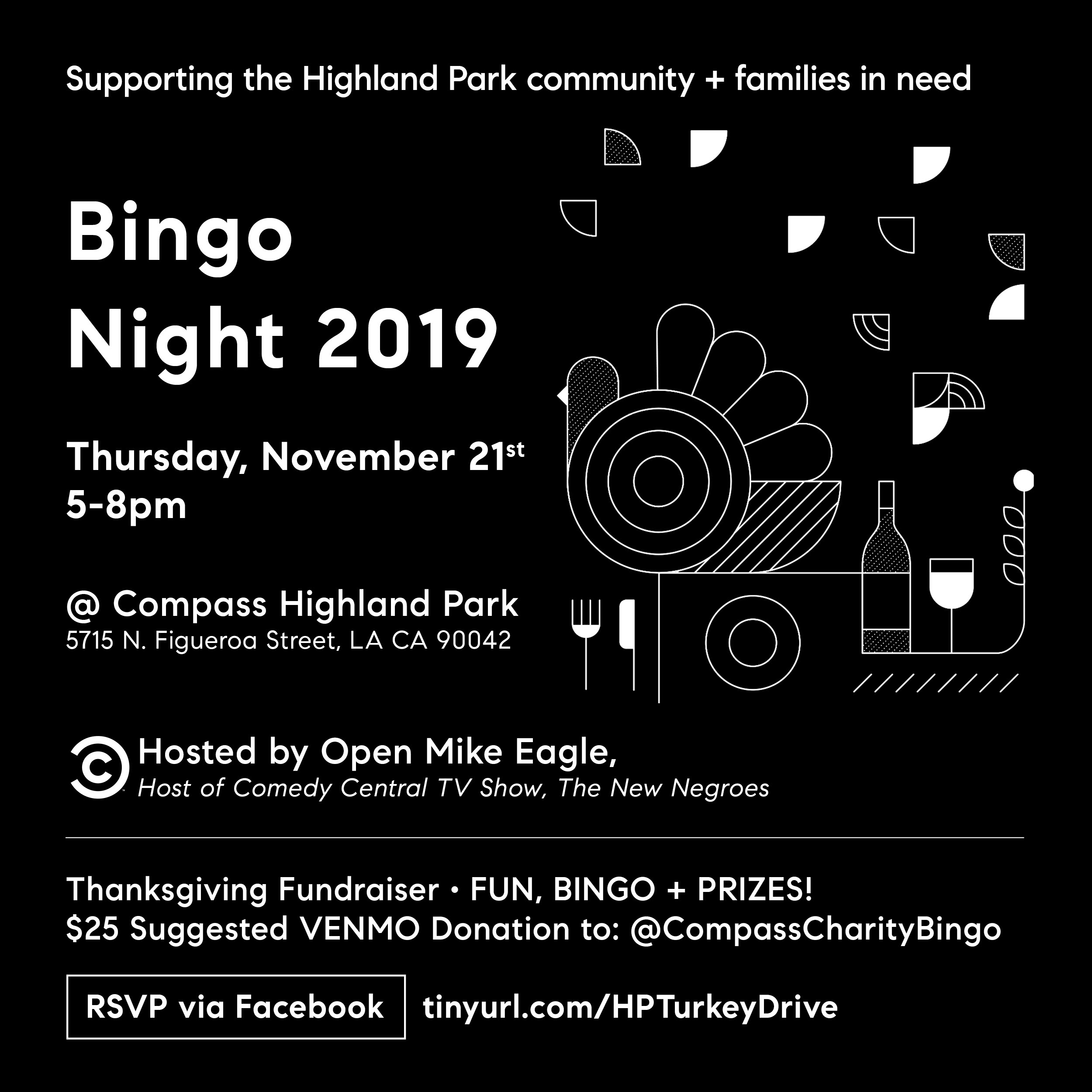 Bingo Night 11-21-19