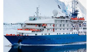 Poseidon Increases Sea Spirit Cruise Comfort with new Rolls Royce Stabilizers   7