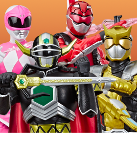Power Rangers Lightning Collection Wave 2