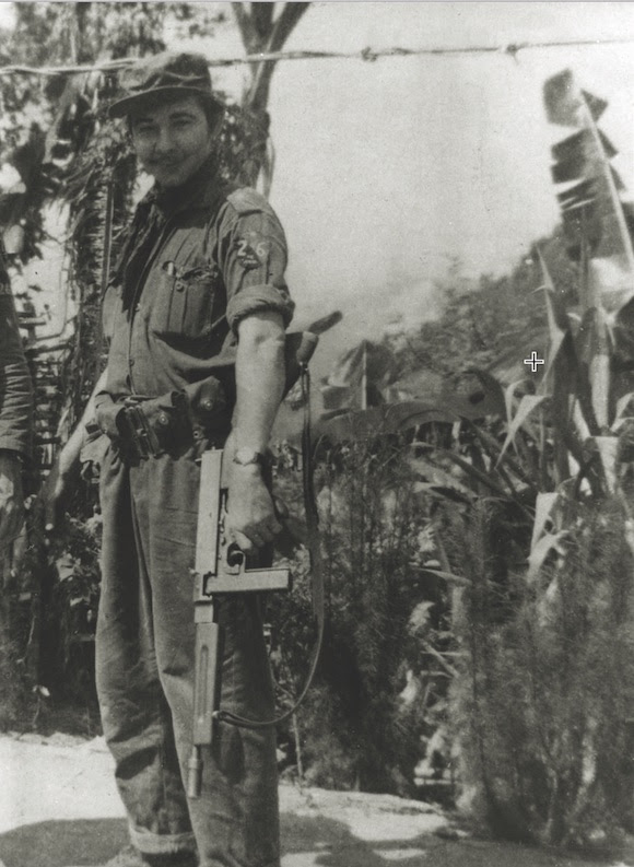 Durante la operación antiaérea hubo un total de cuarenta y nueve apresados, de ellos veintinueve marines de la base naval de Guantánamo, también se produjo la toma del centro industrial minero de Moa y del cuartel de la guardia rural de ese poblado. Foto: Archivos de la Oficina de Asuntos Históricos del Consejo de Estado.