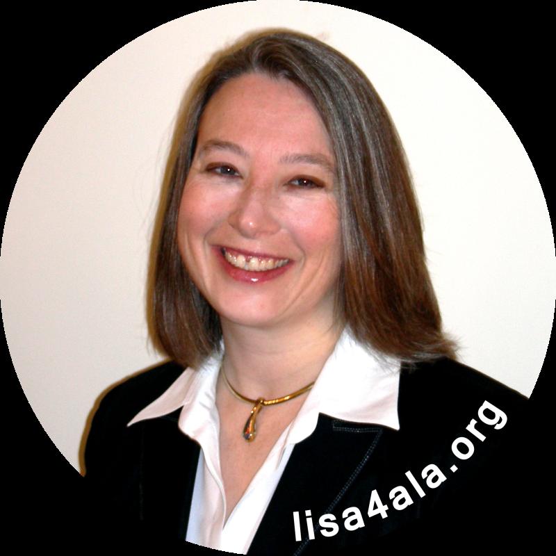 Lisa Janicke Hinchliffe for  ALA President