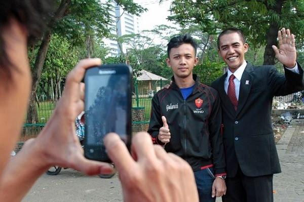 Obama, bản sao, Indonesia