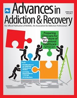 NAADAC AA&R Magazine