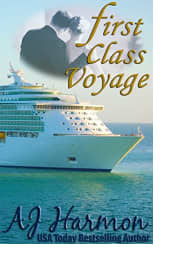 First Class Voyage by AJ Harmon