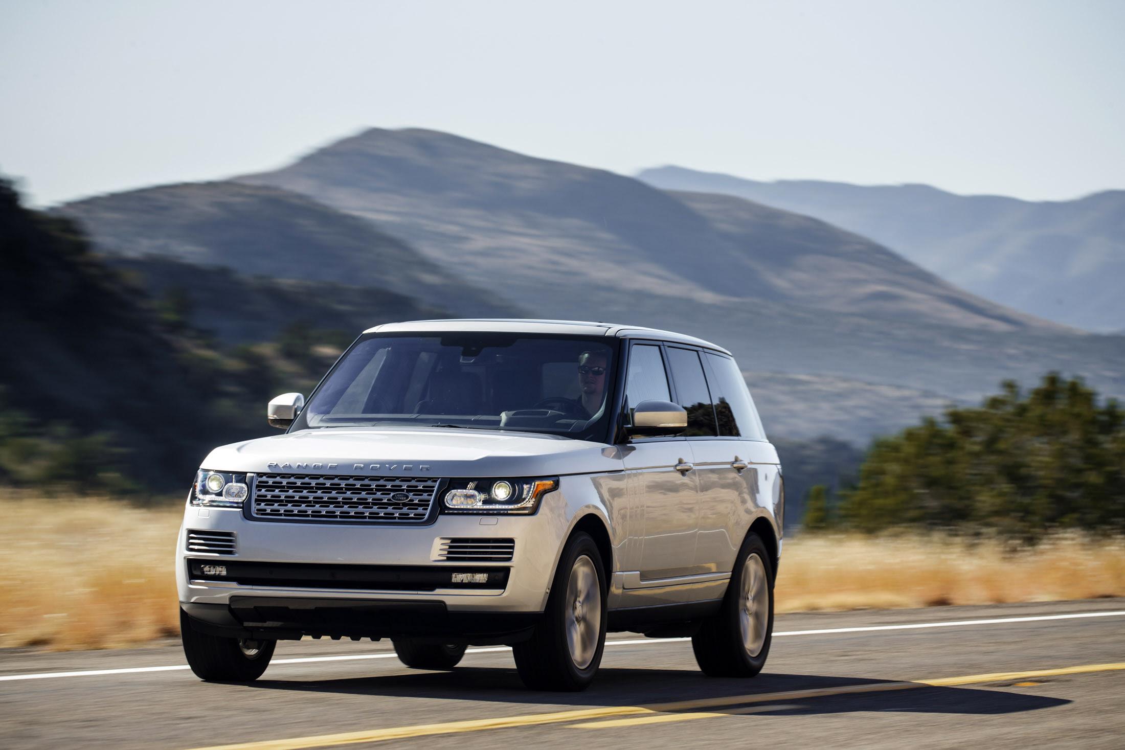 The 2016 Range Rover HSE TD6 Is the Best All Around Diesel SUV