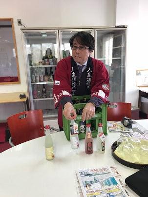 Sake Success – A New Sake Exporting Promotional Effort D