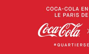 COCA-COLA ENCAPSULE PARIS, LE PARIS DES PARISIENS