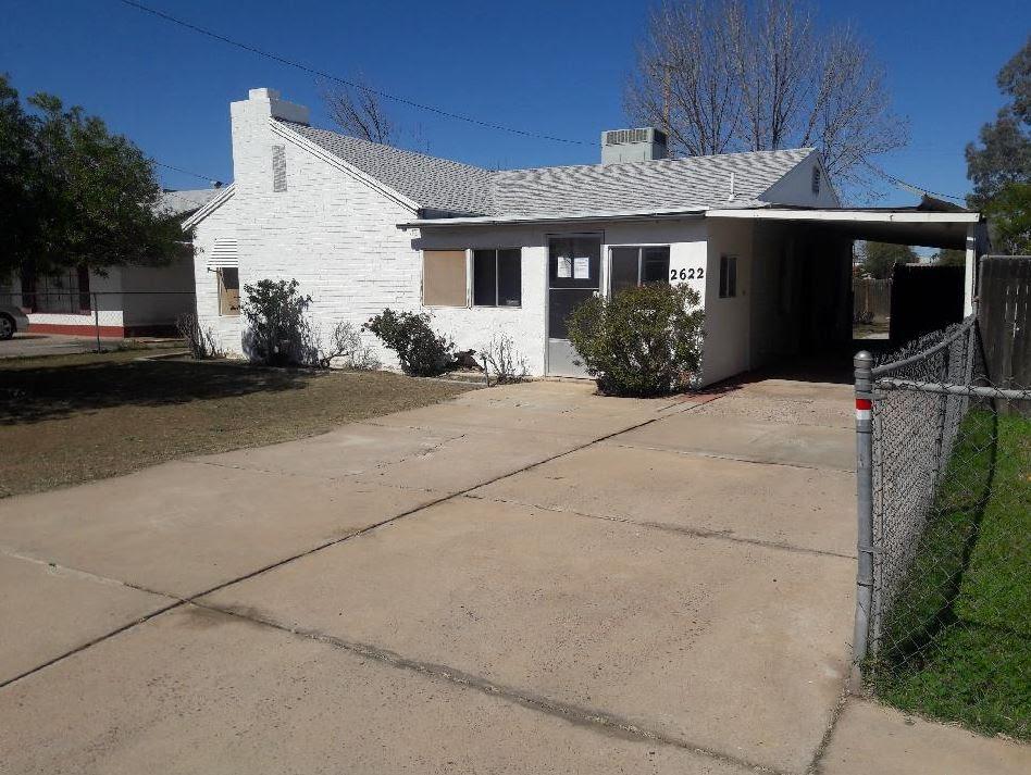 2622 E Culver St, Phoenix, AZ 85008 24th Street & McDowell Road! Clean wholesale home!!