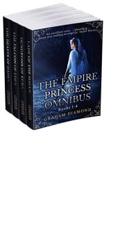 The Empire Princess Omnibus: Books 1–4