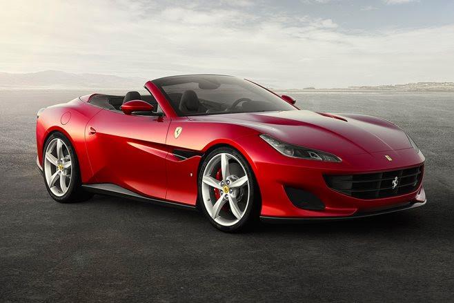 Ferrari drops Portofino bombshell