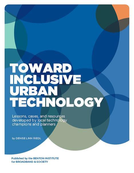 Toward Inclusive Urban Technology