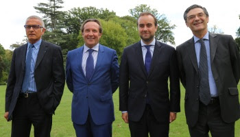 4 Présidents de Département
