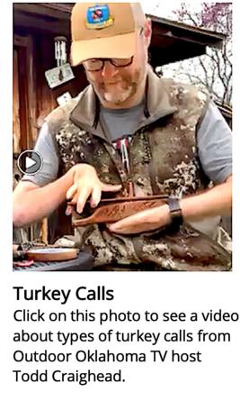 turkey calls by todd