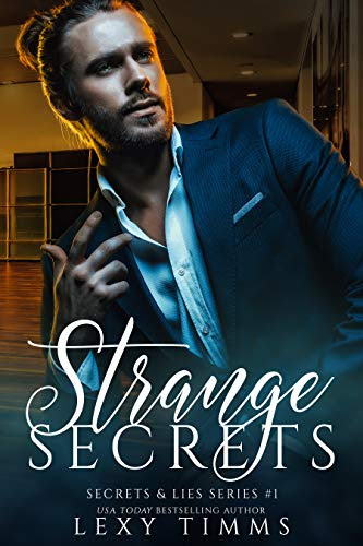 Cover for 'Strange Secrets (Secrets & Lies Book 1)'