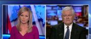 Newt Gingrich said the controversy over President Donald Trump's call to a Gold Star widow shows how 'deranged' the left has become.