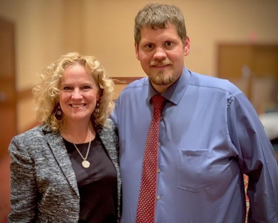 2020 Wyoming Teacher of the Year Dane Weaver