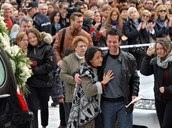 Milhares de pessoas no último adeus a Gabriel Cruz