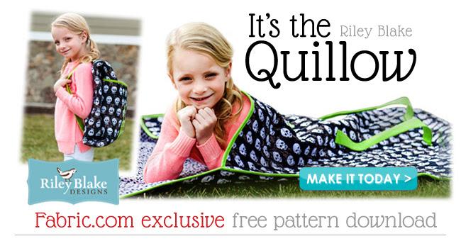 Riley Blake_Quillow Free Pattern Download