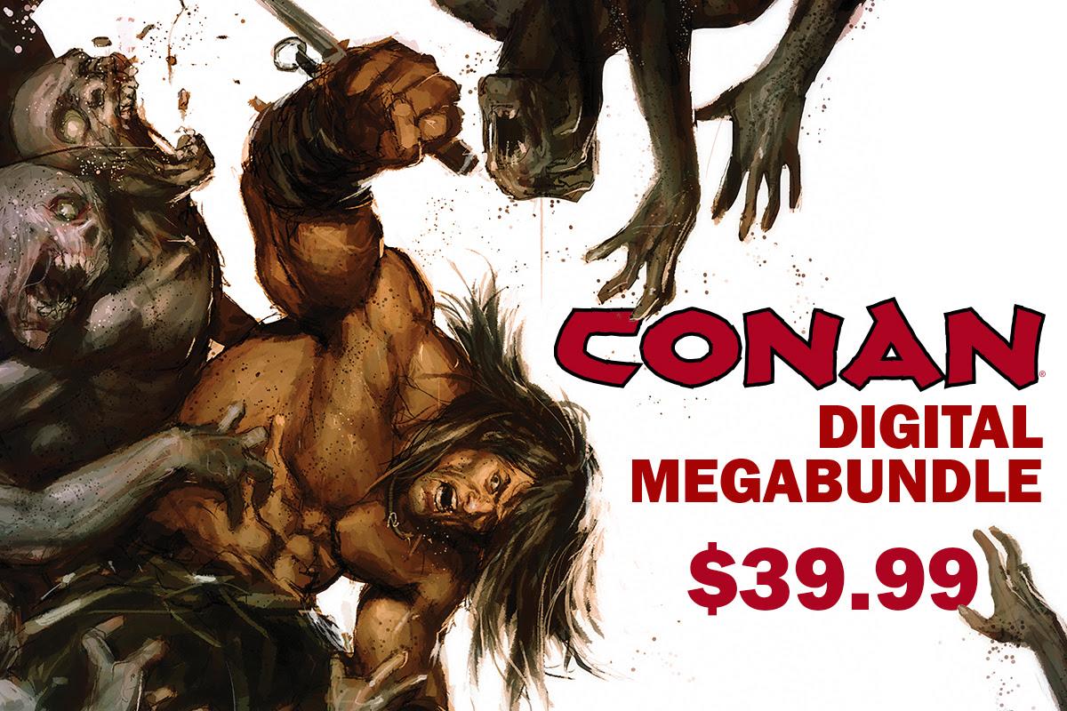 Conan Megabundle