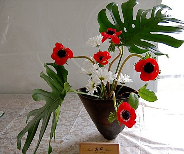 art of japanes flower arrangement (5)