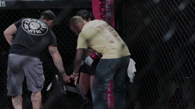 559 Fights #50 Esperanza Cadena VS Elizabeth Jackman