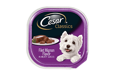 Cesar Classic Dog Food Recall