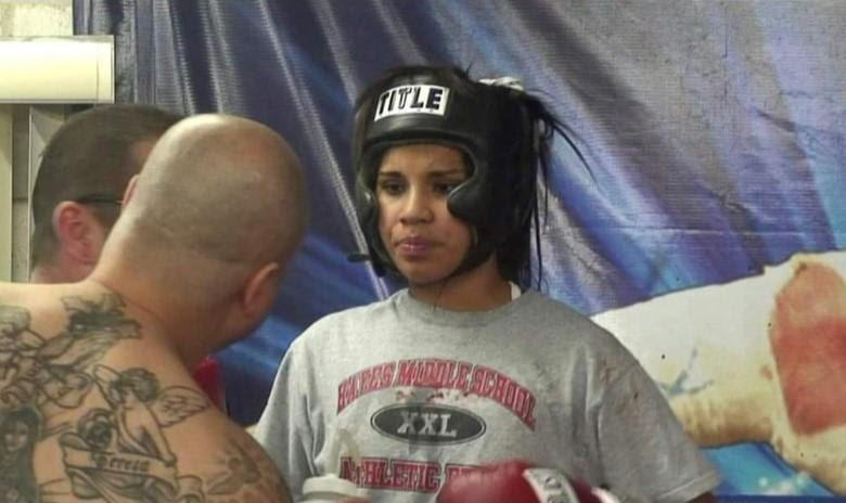 Focus on Amateur Boxer Sharahya-Taina Moreu | boxen247.com