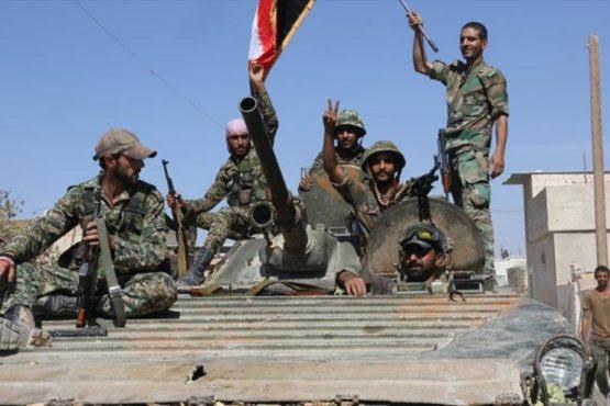 exercito sirio