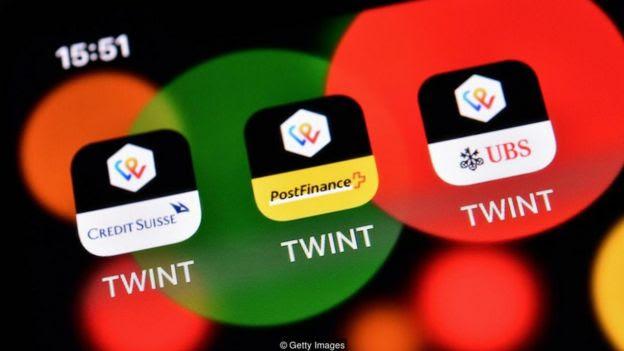 Aplicativos de pagamento móvel