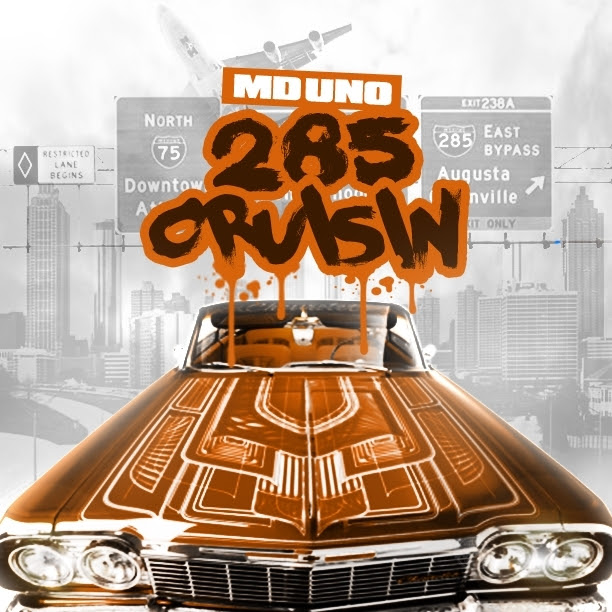 MD UNO 285 Cruisin Single Cover