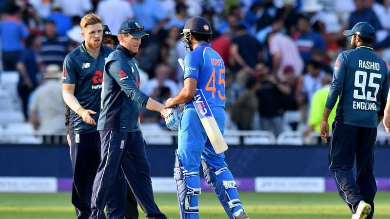 England and India are all set to battle tomorrow