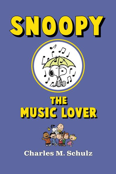 Snoopy the Music Lover