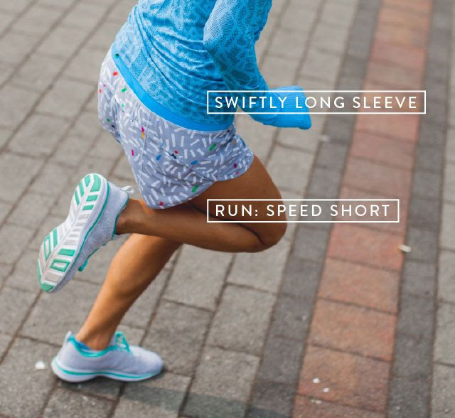 siftly long sleeve and speed short