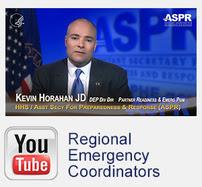 YouTube: Regional Emergency Coordinators