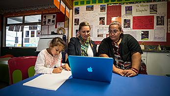 Collaborative teacher practice