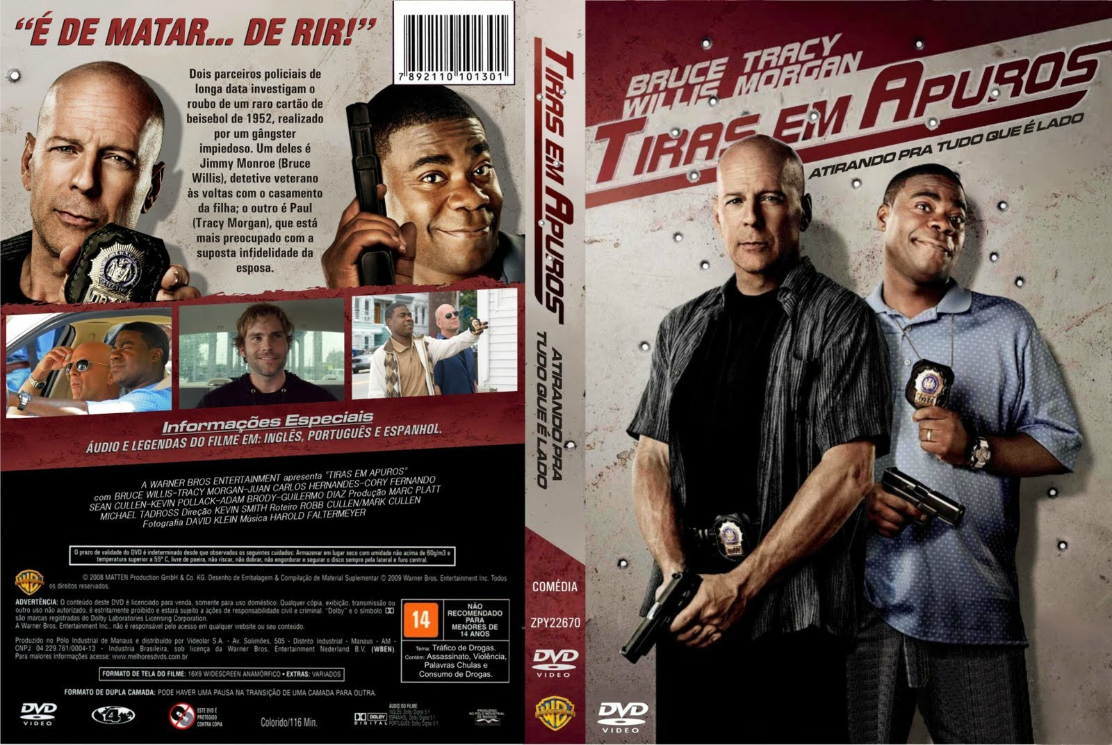 Tiras Em Apuros Torrent – BluRay Rip 720p Dublado (2009)
