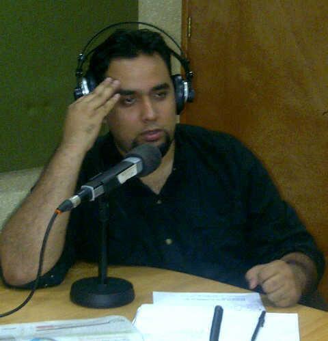 Ricardo Adrián, vocero del CRPP - Carabobo.