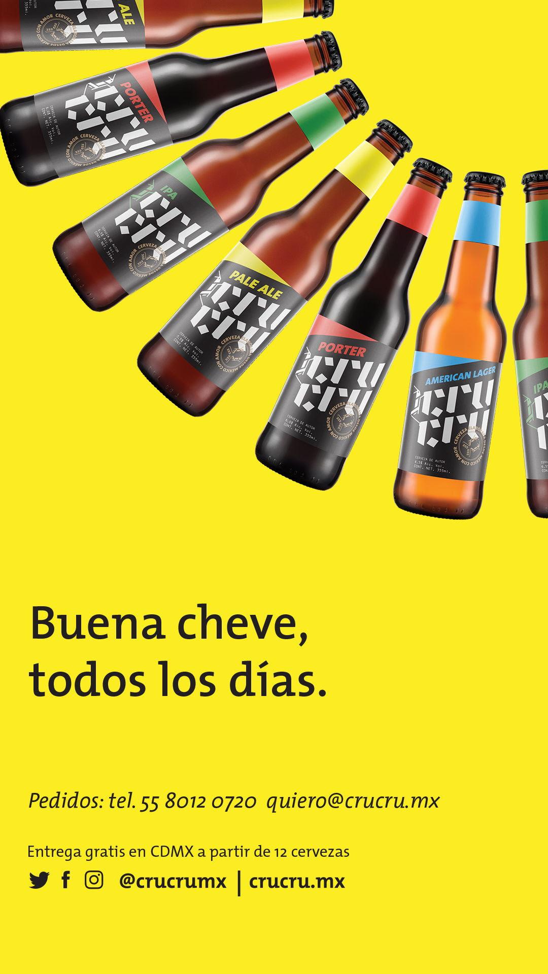 9 Cervezas artesanales mexicanas que puedes pedir a domicilio 8