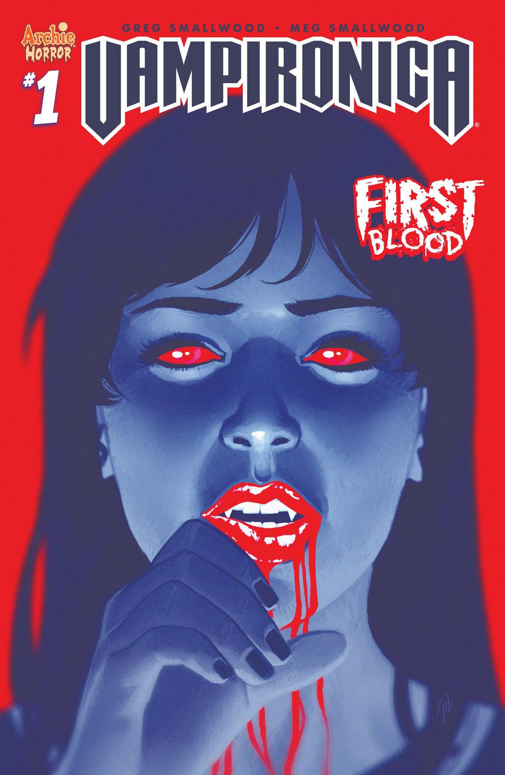 Vampironica #1: CVR D Morrissette Phan