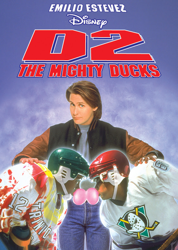 Mighty Ducks  The D2 The Mighty Ducks NA EST and VOD Poster Key Art JPEG 571 x 800   WDSHE UK Netflix