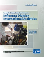 Influenza Division International Program Fiscal Years 2012 & 2013 Annual Report