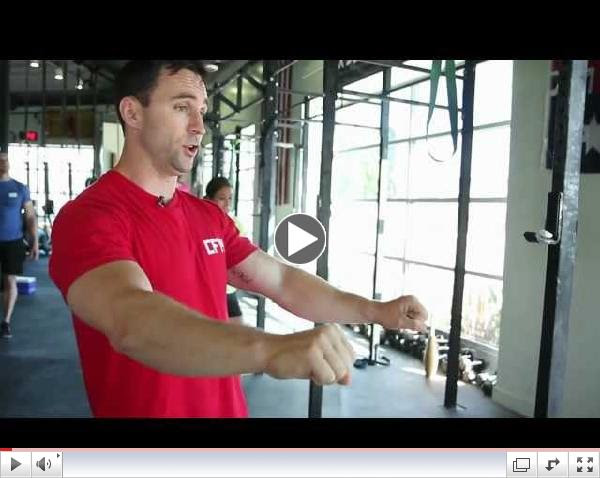 2012 CrossFit Games - Mastering the Bar Muscle-Up
