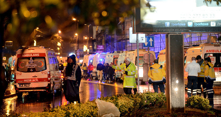 Istanbul Massacre: Here's Who and Why They Did the False Flag