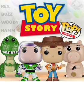 Pop! Toy Story