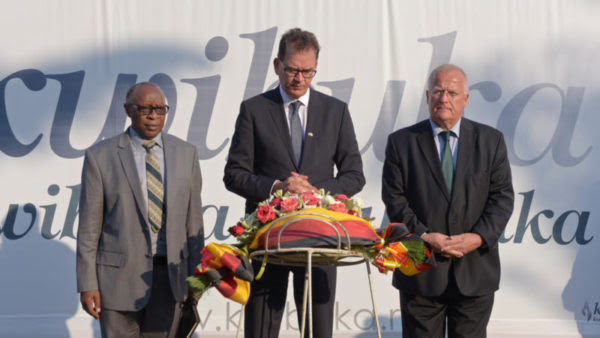 Η Αφρική υποδέχεται με ανάμεικτα συναισθήματα το Γερμανικό «Σχέδιο Μάρσαλ»