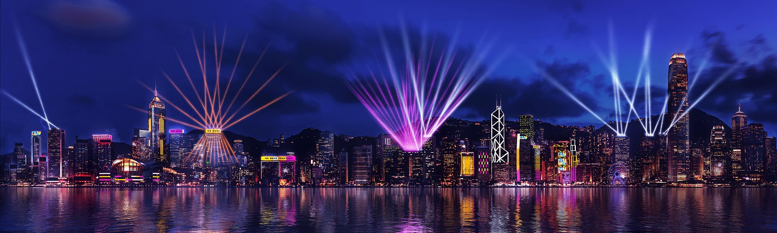 Hong Kong – A Symphony of Lights