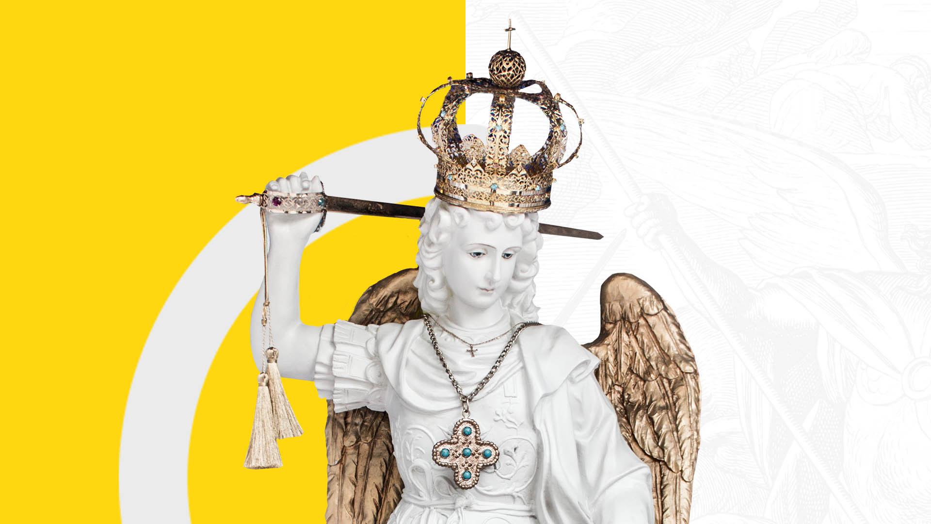 Znalezione obrazy dla zapytania Nowenna do św. Michała Archanioła