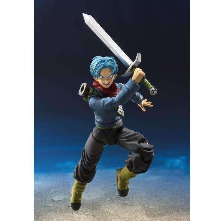 Image of Dragon Ball Super S.H.Figuarts Future Trunks
