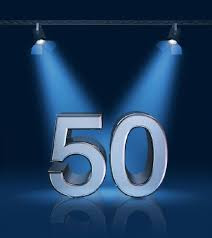 The Big 5-0 by Rhonda Ragsdale