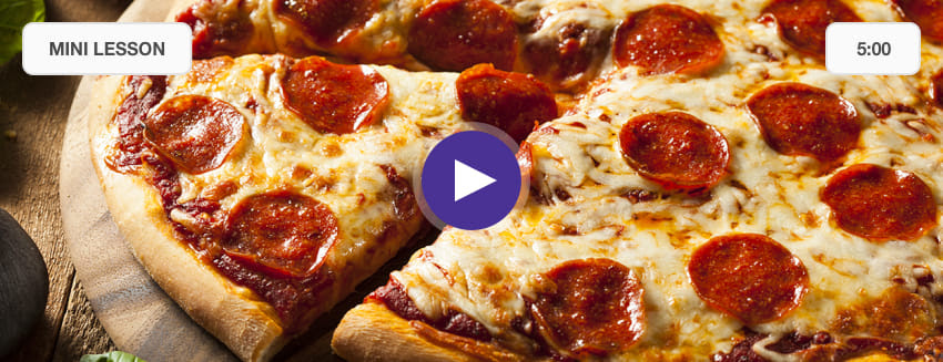 Mystery Doug Pizza